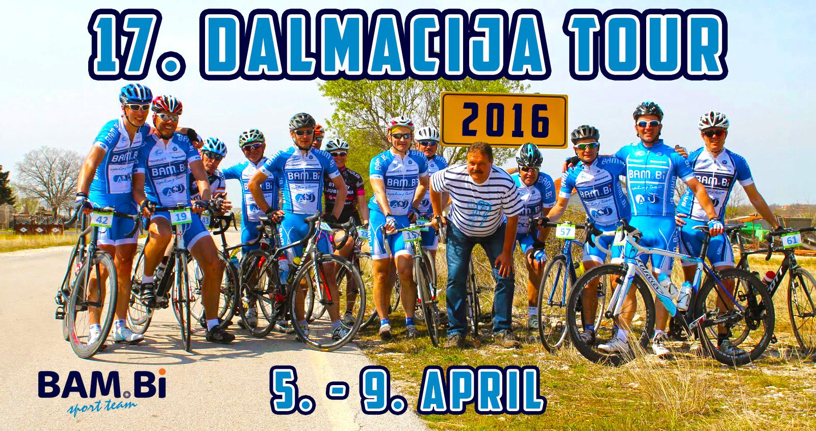 17 Dalmacija Tour